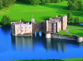 Leeds Castle, Canterbury Cathedral & Dover Flexible Day Trip