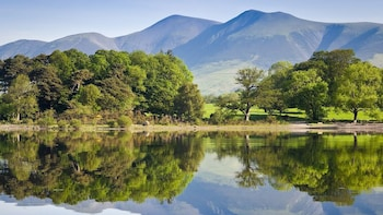 Lake District Day Trip by Train with Lake Windermere Cruise & Afternoon Tea