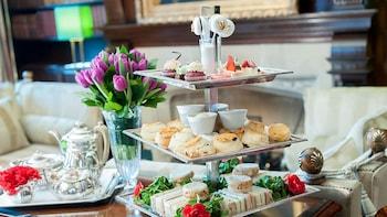 Afternoon Tea at the Milestone Hotel