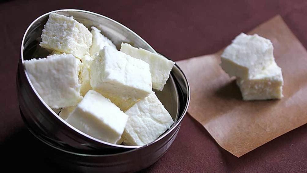 fresh cheese cubes in Australia