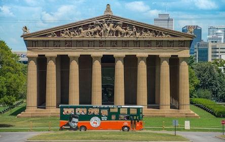 Nashville Old Town Trolley Hop-On Hop-Off City Tour