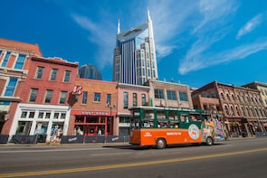 Nashville Sightseeing Trolley Tour