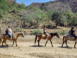 Atotonilco Hot Springs Horseback Riding Tour