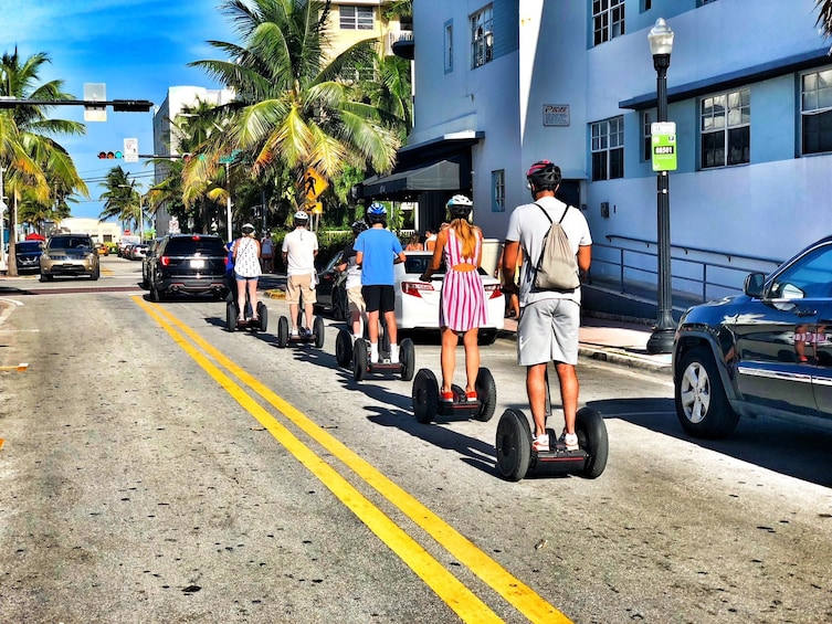 Apri foto 1 di 9. South Beach Segway Tour at Sunset