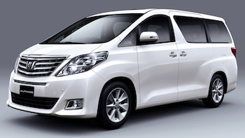 Private Executive Minivan: KL Sentral Train Station