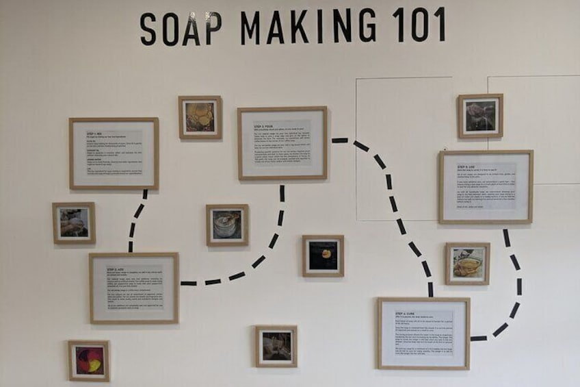 Ultimate Private Soap Making Experience in Gosford