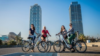 Small-Group Photo Electric Bike Tour