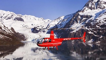 Prince William Sound Helicopter Tour with Glacier Landing