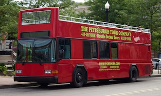 Pittsburgh Hop-On Hop-Off Double-Decker Bus Tour