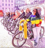 Central Lisbon Highlights Tour via e-Bike