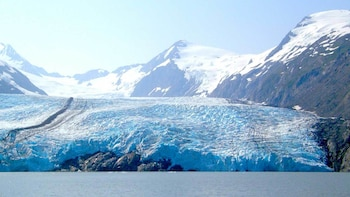 Glaciers and Wildlife: Super-Scenic Day Tour from Anchorage