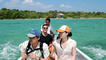 Private Full-Day Adventure in Sian Ka'an Biosphere Reserve