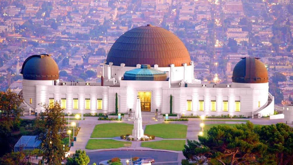 Show item 3 of 10. Griffith Observatory