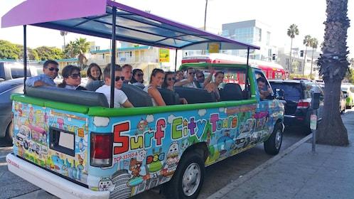 Los Angeles bus Tour