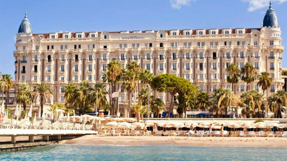 InterContinental Carlton Cannes Hotel in France