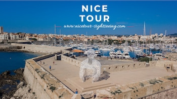 Half-Day Tour to Cannes, Antibes & St. Paul de Vence