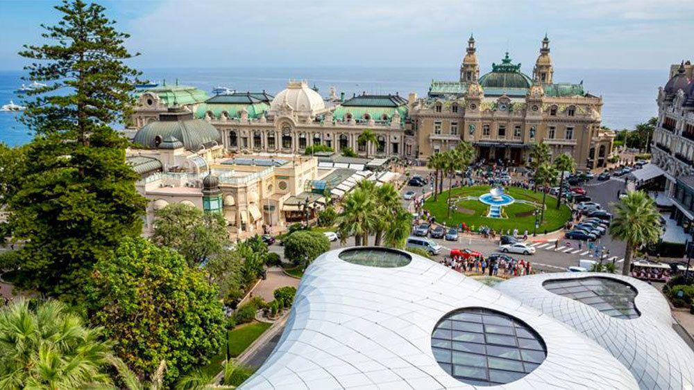 Halvdagstur runt franska Rivieran med Èze och Monte Carlo