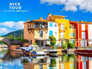 Full-Day St. Tropez Tour with Boat Ride