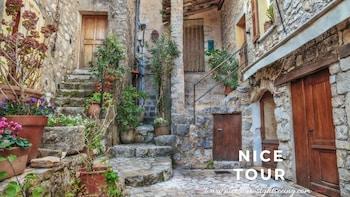 Excursion d'une journée sur la Côte d'Azur et dans la campagne au départ de...