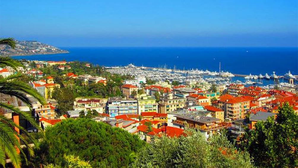 Show item 4 of 9. Sanremo, City in Italy