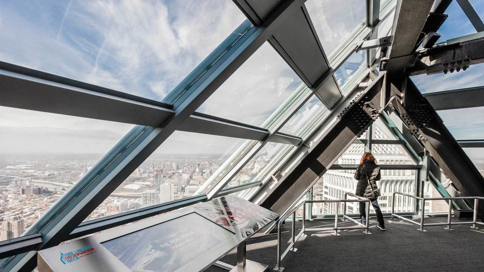 One Liberty Observation Deck Admission