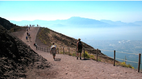 Skip-the-Line Pompeii & Vesuvius Tour: Day Trip Back in Time