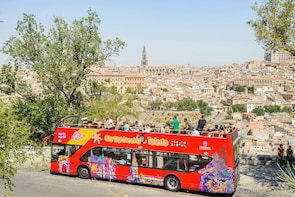 Toledo Hop-On Hop-Off Bus Tour & Attraction Entry