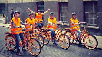 Dublin City E-Bike Tour