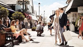 Kildare Village Shopping Trip via Luxury Coach