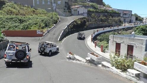 Jeep Safari in Tenerife, Spain