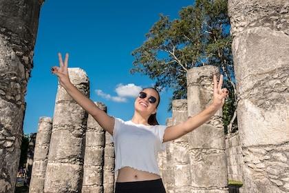 Chichén Itzá Classic with Hubiku Cenote and Lunch