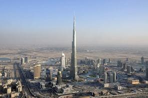 Burj Khalifa - At the Top Observation Deck tickets 124th Flr