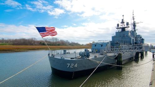 Patriots Point Naval & Maritime Museum.