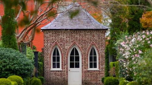 Historic house in Charleston.