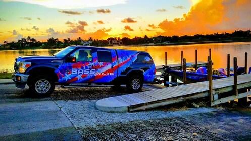 Boca Raton Bass Fishing