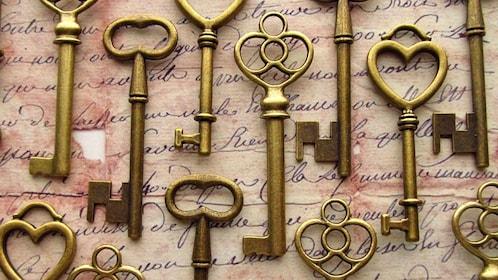 various skeleton keys in Tucson