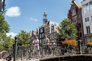 Private Fahrradtour mit einem Einheimischen durch Amsterdam