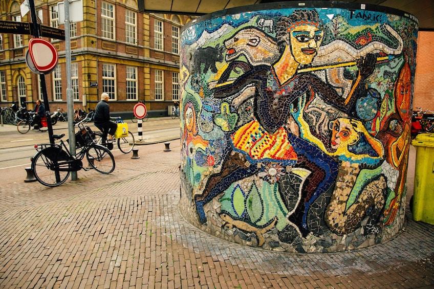 Foto 4 van 10. Amsterdam Private City Centre Kickstart Tour