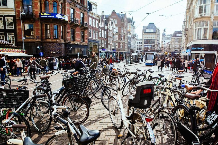Amsterdam Private City Centre Kickstart Tour
