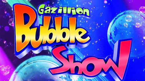 cover title for bubble show