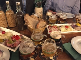 Rundvisning på Staropramen Bryggeri med ølsmagning