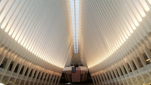 World Trade Center transit center