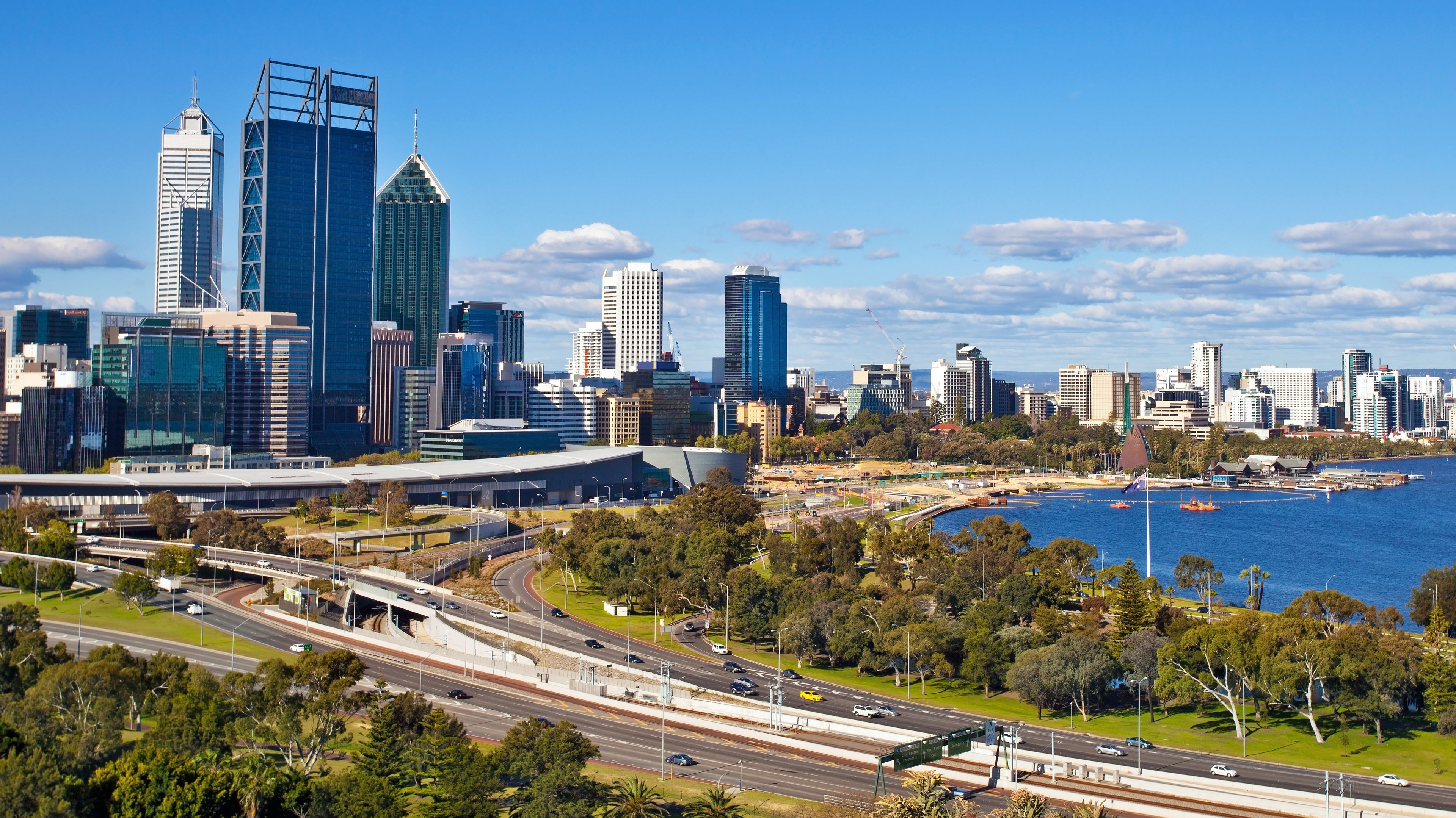 Exciting Perth Self-Guided Audio Walking Tour