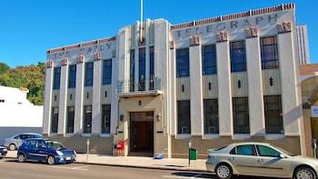 Napier Art Deco Self-Guided Audio Tour