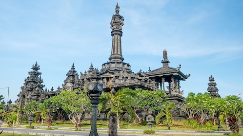 Historic site in Bali