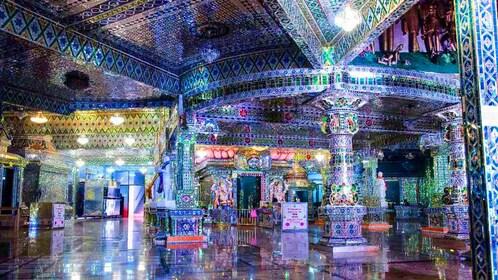 The Arulmigu Sri Rajakaliamman Glass Temple