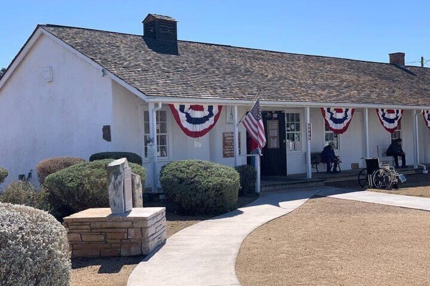 Fort Verde State Historic Park Museum