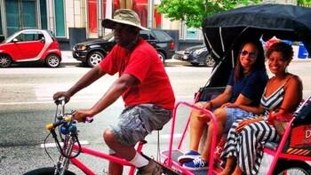 White House, Washington Monument & Lincoln Memorial Pedicab Tour