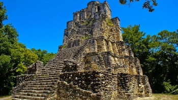 Private Muyil, Tulum & Coba Full-Day Tour