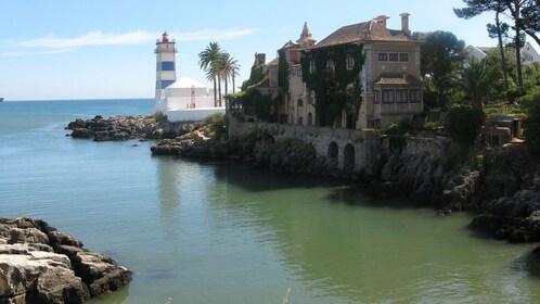 Lisbon Portugal inlet